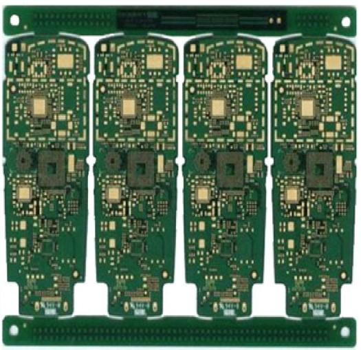 若是电路板的尺寸比较小的话,在生产时可以考虑成多产品的拼板方式